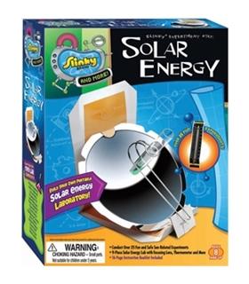 Kit de Laboratório Solar - Cebek C-0115 - C0115