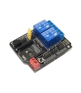 EF02023 - 2 Channel Relay Shield XBee - MXEF02023