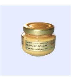 Pasta Desoxidante Lata Grande 50 C.C. - IDAFLUXG