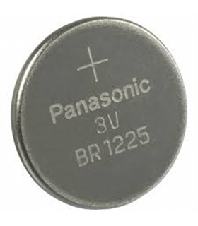 BR-1225/BN - BATERÍA, LITIO, BR1225, 3V, 0.048AH - BR1225