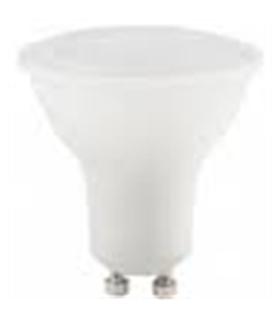 Lâmpada GU10 LED 230VAC 6W 4000K 420lm - MX3062916