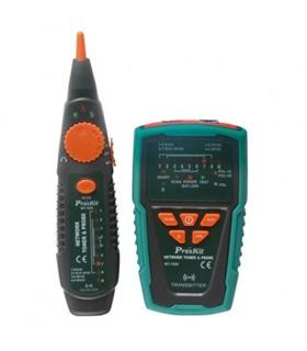 Testador de Cabos Continuidade com Gerador Tons - MT7028