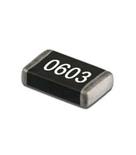 Resistencia Smd 390kR 50V 0.1W Caixa 0603 - 184390K50V0603