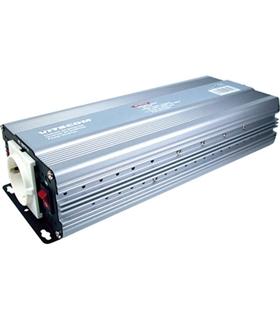 Conversor Tensão 12VDC - 220VAC 300W Onda Pura - KPI300-12P