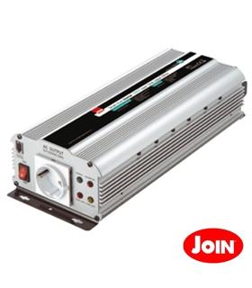 CONVERSOR 12V/230V 1000W ONDA SINUSOIDAL MODIFICADA - PI1000