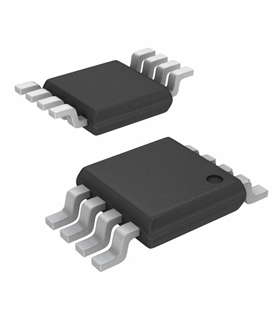 PCA9517ADP - Bus Repeater, 0.9 V to 5.5 V, TSSOP-8 - PCA9517ADP