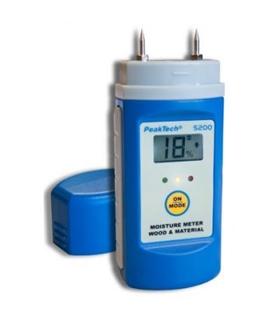 PT5200 - Medidor de Humidade 6 a 60% - PT5200