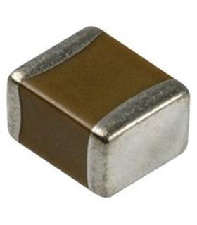 Condensador Ceramico Smd 2200pF 16V Caixa 0201 - 332200P16V0201