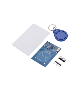 RFID-RC522 - Cartão RFID e leitor 13,56Mhz - RFID-RC522