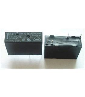 F3AA024E - Relés para uso geral SPST-NO 24 VDC 5A - F3AA024E