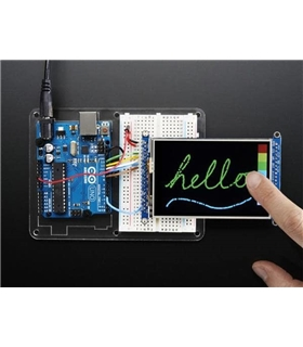 P2050 - Display 3.5 TFT 320x480 + Touchscreen Adafruit - ADA2050