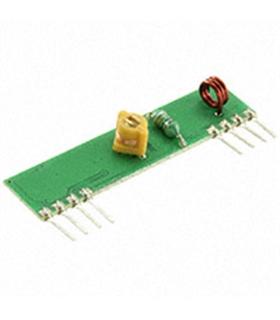 WRL-10532 - RF Link Receiver - 4800Bps - WRL10532