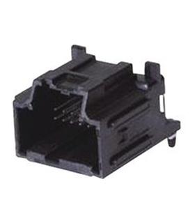 Rectangular Power Connector, Pol A, 20 Contacts, Stac64 - 346910200