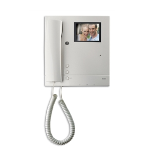 Monitor para Video-Porteiro a Cores Sistema de 2 Fios - MVC-007