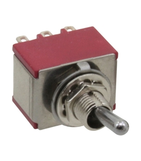 Interruptor de alavanca 1 posição estável - - 1M34T1B5M1QE