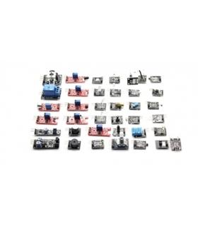 Kit Sensores para Arduino - 37 unidades - SENSORKIT