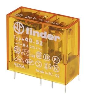 Rele Finder 230V 2Inv. 8A - F40528230