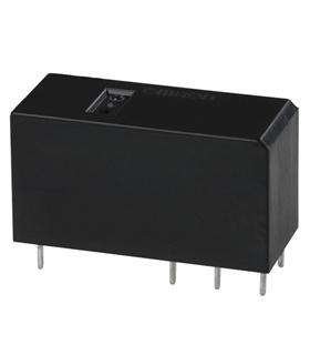 G2RL-2-48DC - Rele Omron 48Vdc 8A DpDt - G2RL248VDC