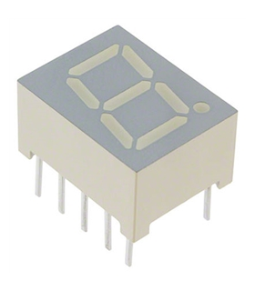 SC39-11SURKWA -  7-Segment LED Display Common Cathode - SC39-11SURKWA