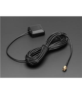 ADA960 - Antena GPS Ativa Exterior 28dB SMA 5m - ADA960