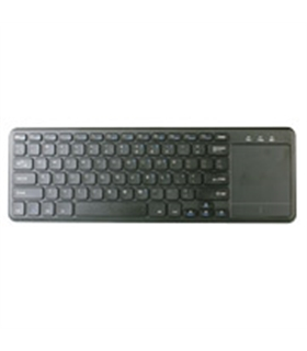 MC910 - Teclado Wireless Com Touchpad Wireless - MC910