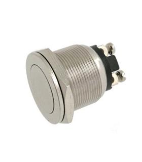 Botão interruptor de pressão anti-vandalismo unipolar SPST - MXPS28B-2