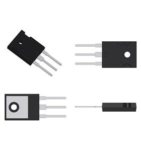 HGTG20N60A4 - Transistor Igbt N,600V, 70A, 290W, TO247 - HGTG20N60A4
