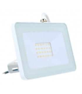 Projector Led Slim Branco Frio 230VAC 20W 6000k - MX3063471