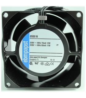 Ventilador 220V 80x80x37mm - TYP8556N