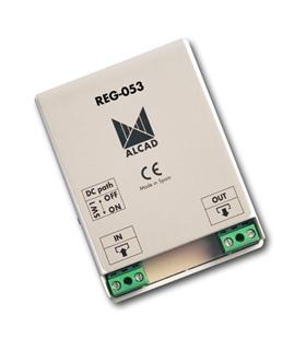 Amplificador de sinal audio ascendente. Sistema 2 fios - REG-053