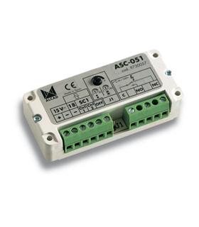 Acessorio selector/comutador temporizado activado por botão - ASC-051