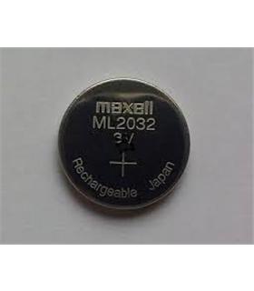 Pilha recarregavel ML2032 3.0V 65mAh LiMnO2 - 169ML2032