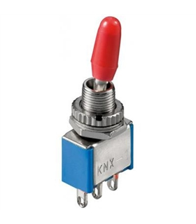 Interruptor Mini 1 Circuito 2 Posições ON/ON 3A 250V - MX51575A