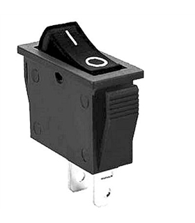 Pulsador Basculante 1 Circuito 15A 250V OFF/(ON) Teimoso - MX51890