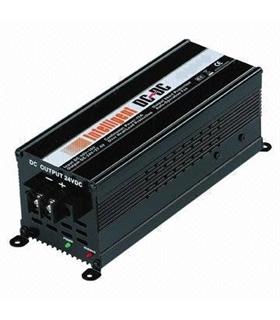 MXDC122420A - Conversor DC 12V para 24V, 20A - MXDC122420A