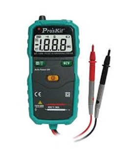 MT-1509 - Multimetro Digital Autorange Proskit - MT1509