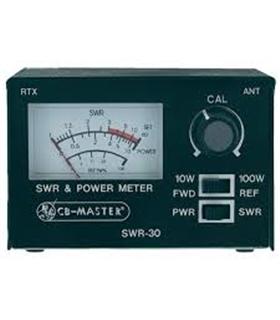 Medidor De Estacionarias - Albrecht SWR-30 - SWR30