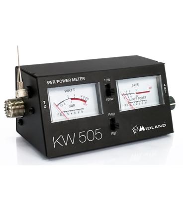 KW505 - Medidor SWR/PWR 26-30 MHz - KW505