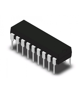 UDN2981A - IC, DRIVER, LED / RELAY Dip18 - UDN2981