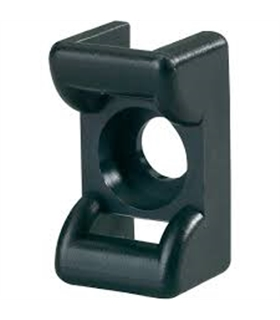 KR8G5 BLACK - BASE, CABLE TIE MOUNT - KR8G5