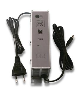 Alimentador 7,5 Vdc/3800 mA para multicomutadores em cascata - FU-513
