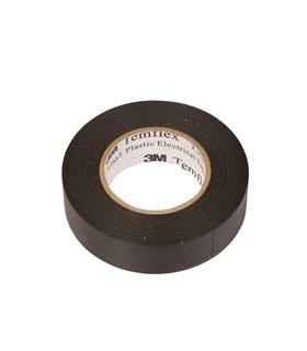 Rolo de Fita Isoladora Branca 0.13mmX18mmX20m - FIS20BR