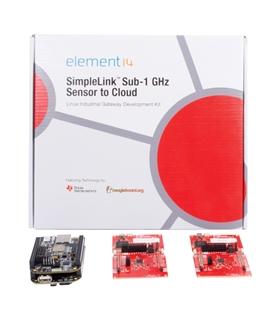 Kit Desenvolvimento SimpleLink Sub-1GHz Sensor to Cloud - 6100023EU
