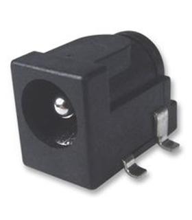 Ficha Dc 2.1mm Circuito Impresso - DC21CI