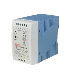 MDR10024 - Input 85-264Vac Output 24V 4A 96W - MDR10024