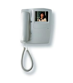 Monitor de videoporteiro digital cores para portaria - MCC-002