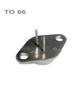 2N3441 - Transistor N, 160V, 3A, 25W, TO66 - 2N3441