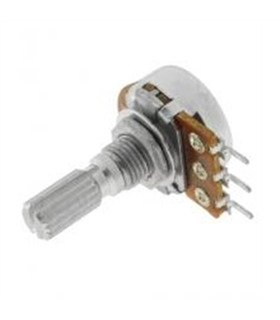 Potenciometro Linear Com Veio Metalico 1k - 16201KM