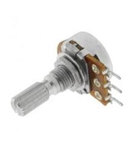 Potenciometro 2K2 Metalico - 16202K2M