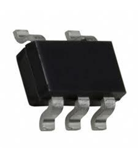 SN74AHC1G125DBVR. -  74AHC Single Gate, SMD - SN74AHC125